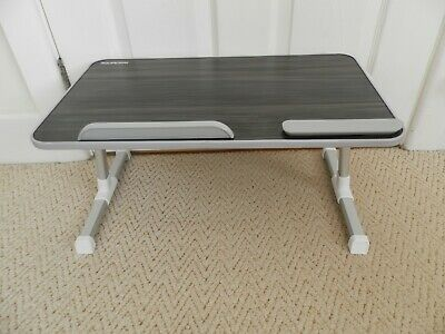 NEARPOW Adjustable Laptop Stand Portable Bed Tray Table ~ Free UK Post • 28.99£