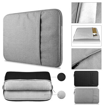 Capacity Sleeve Case Laptop Bag Notebook Pouch Cover For MacBook HP Dell Lenovo • 8.72£