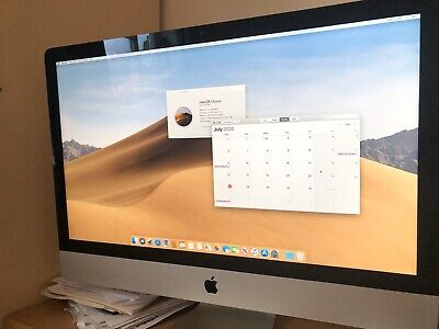 Apple IMac 27 Late 2012 I7( Excelent Condition ) • 715£