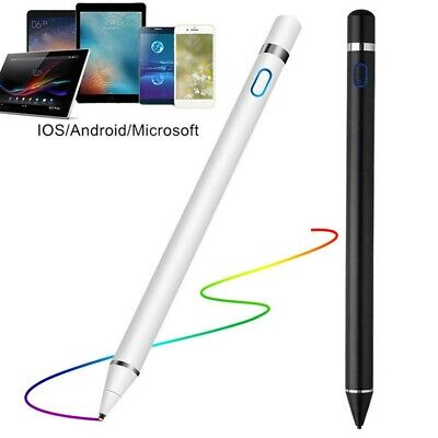 For Apple IPad Pro 9.7 ,10.5 ,11 ,12.9  Tablets Touch Stylus Pen Generic Pencil • 11.99£