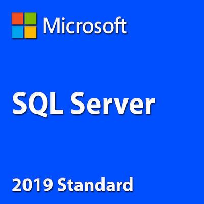 SQL Server 2019 Standard Unlimited Cors / CAL Product Key ✔️ 30 Sec Delivery ✔️ • 79.99£