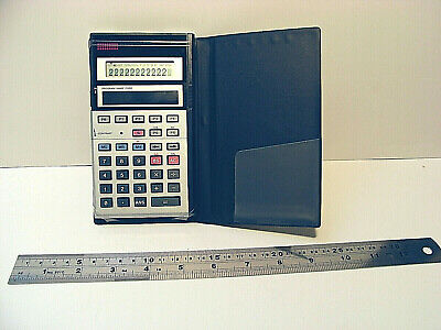 Used But Clean And Working, CASIO PD-300 Programmable Pocket Computer/calculator • 4.99£