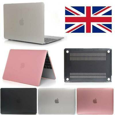 For Macbook Pro 13.3 Touch ID A2251 A2289 2020 Hard Crystal Case Cover Shell • 8.59£