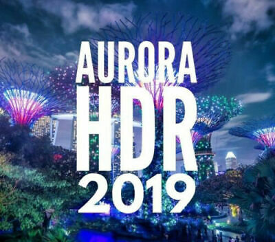 Aurora HDR 2019 - Windows Only - Preactivated • 3.50£