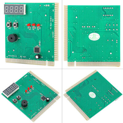 Post Tester For Computer Diagnostic Motherboard Compatible With Various High • 5.73£