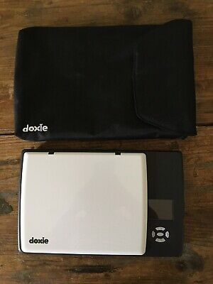 Doxie Flip - Cordless Portable Flatbed Photo & Notebook Scanner • 40£