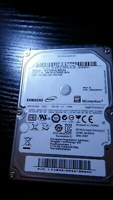 Samsung Spinpoint  2.5 Inch 1tb Hdd Sata III • 24.99£