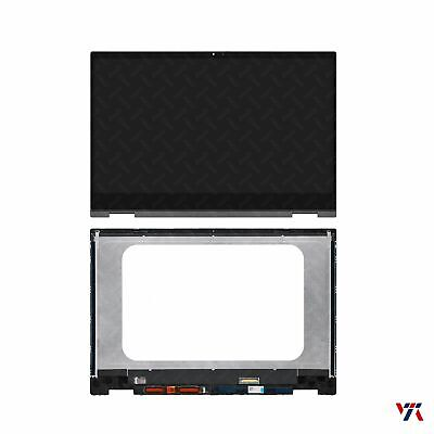 LCD Touch Screen Display Assembly For HP Pavilion X360 14-dw0522sa 14-dw0110nd • 165£