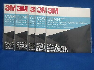 3M Comply Attachment Set  Custom Laptop Type Privacy Filter (x5) • 29.95£