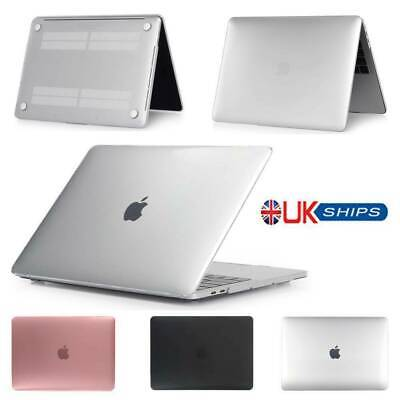 For Macbook Laptop Air Pro 11  12  13  13.3 Inch Hard PC Thin Case Cover Shell • 9.95£