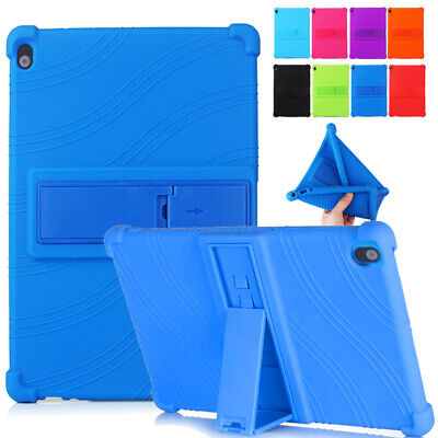 Kids Silicone Stand Cover Case For 10.1  Lenovo Tab M10 TB-X605F X505F Tablet • 9.84£