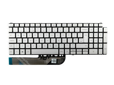 Genuine DELL Inspiron 7791 7591 2-in-1 UK Keyboard BACKLIT With £ Key NH88W • 39.99£