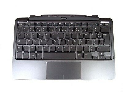 Genuine Dell Venue 11 Pro Mobile Keyboard K12A Battery FRENCH FRANCAIS Layout U • 29.99£
