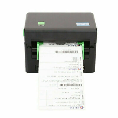 2021 XP-DT108B Portable Direct Thermal Label Barcode 127mm/s High Speed Printer • 65.99£