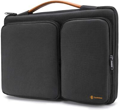 Tomtoc 360 Protective Laptop Sleeve 13-13.5 Inch For Old MacBook Air, Black  • 39.09£