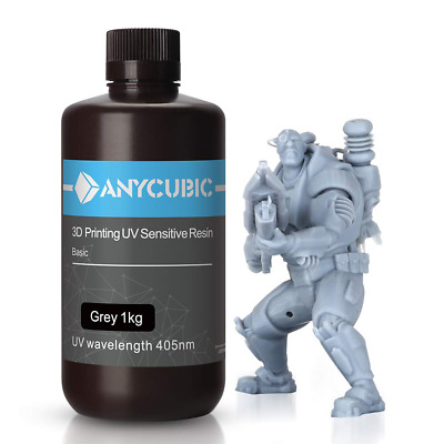 3D Printer UV Resin 405nm Rapid Photopolymer Photon/S Liquid 3D Resin Assorted • 29.49£