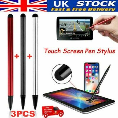 3pcs Stylus Touch Screen Pen For IPad IPod IPhone Samsung PC Cellphone Tablet • 3.95£