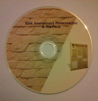 Risk Assessment Presentation And The 'Six Pack' • 2.50£