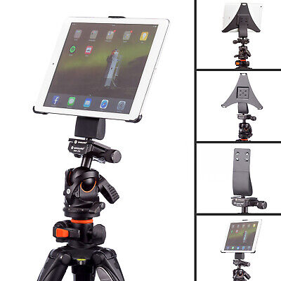 4 Prong 1/4inch Tripod Adapter Mount With Holder For Apple IPad Air And Pro 9.7 • 7.99£