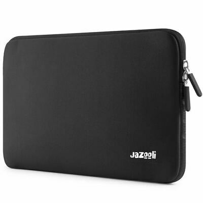 Soft Fur Lined Neoprene Laptop Case Cover Bag Sleeve For Macbook Air 11  Inch • 4.99£