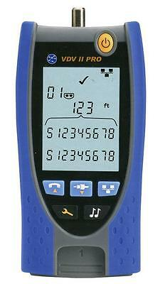 Ideal Networks - VDV II PRO - Network Cable Verification Tester Pro • 439.59£