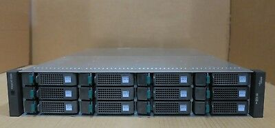 Fujitsu Siemens FibreCAT SX80 12x 500GB Storage Expansion Disk Array • 1,800£