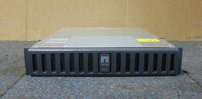 NetApp FAS2020 Filer ISCSI Storage Array Shelf 2 X Controllers 12 X 450GB HDD 2U • 900£
