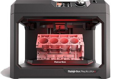 MakerBot Replicator+ 3D Printer 3D Printer • 2,400£