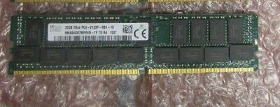 Dell 32GB DDR4 PC4-2133P Memory For PowerEdge R630 R730 ++ Servers • 120£