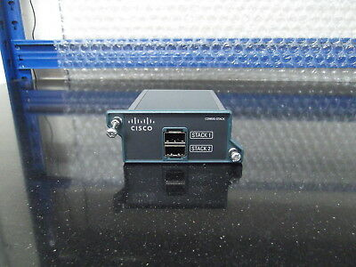 Cisco C2960S-STACK  Hot-Swappable Stacking Module For 2960S Series Switches • 25£