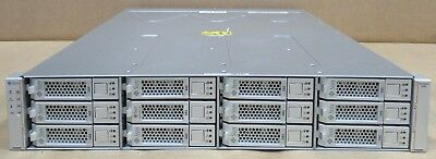 Sun StorageTek 2540 9x 300GB HDD Expansion Disk Array 2x Controller P16102-03-B • 1,200£