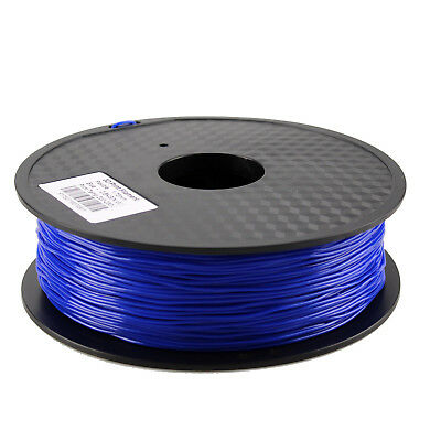 HICTOP Flexible TPU Blue 0.8 Kg (Rubber)1.75mm Filament For RepRap I3 3D Printer • 19.25£