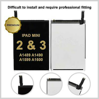 LCD Screen Display Replacement For IPad Mini 2 & 3 A1489 A1490 A1599 A1600 • 43.99£