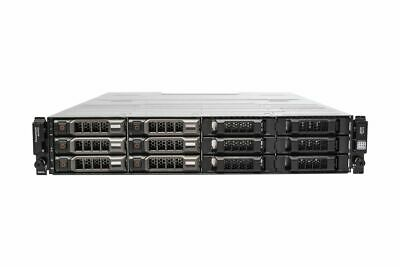 Dell PowerVault MD3200 6x 2TB 3.5  HDD 2x 6Gbps SAS Controllers 2x 600W PSU • 1,140£