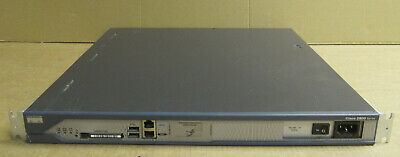 Cisco CISCO2811 Integrated Services Router 1U Security Appliance • 48£