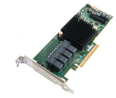 Adaptec ASR-71605 1GB Cache 16-Port 6Gbps, Low Profile • 58£