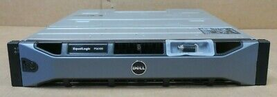 Dell EqualLogic PS6100X 2U ISCSI SAN Storage Array 24-Bay 2x Type 11 Controller • 1,200£