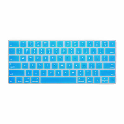Silicone Anti Dust Keyboard Protection Film Cover Blue For IMac Magic Keyboard • 3.50£