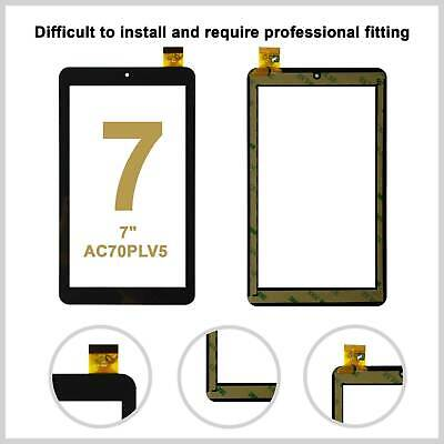 For Alba 7 7  Inch AC70PLV5 Tablet Touch Screen Digitizer Glass Top Lens UK • 7.95£