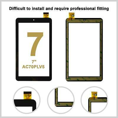 For Alba 7 7  Inch Tablet Touch Screen Digitizer Glass Top Lens AC70PLV5  • 5.99£