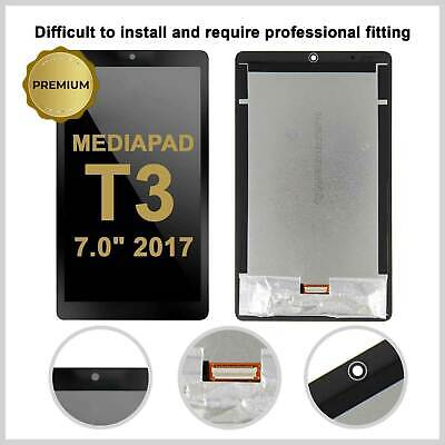For Huawei Media Pad T3 7.0  2017 BG2-W09 Lcd Display Touch Screen Digitizer • 24.79£