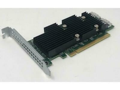 New Dell Server SSD NVMe PCIe Extender Card For PowerEdge R740 R640 R940 1YGFW • 180£
