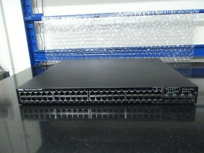 Dell PowerConnect 6248 48-port Gig Layer 3 Switch • 75£