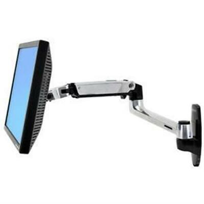 Ergotron LX Wall Mount Monitor Arm Number Of Screens Supported: 1 Lift: 33.0 Cm • 115.86£