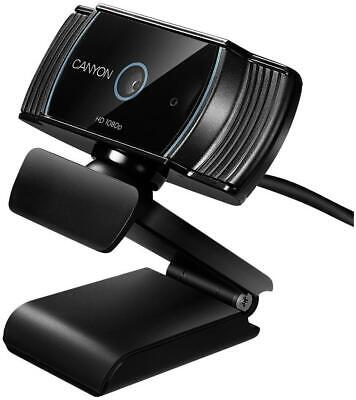 Canyon 1080p Live Streaming Webcam 1080P HD Video Auto Focus • 79.99£