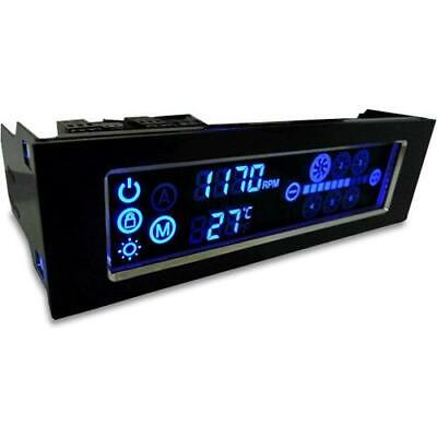 PQ306 Gelid Speed Touch 6 LCD Fan Speed Controller • 42.49£