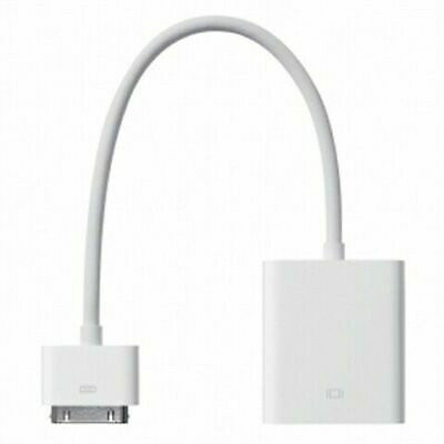 Apple IPad Dock To VGA Adapter A1368 - Same Day Dispatch • 11.99£
