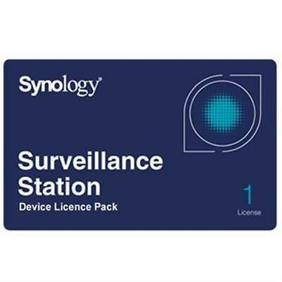 Synology Surveillance Device License Pack - 1 Camera • 48.99£