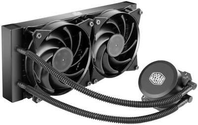 Cooler Master MasterLiquid 240 Lite AIO CPU Liquid Cooler Cooler Type: Liquid • 59.99£