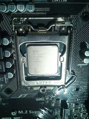 Intel BX80646I74790K Core I7-4790K 4GHz Quad Core Processor • 128£